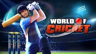 क्रिकेट की दुनिया - विश्व कप २०१ ९ - एंड्रॉइड गेमप्ले - केवल १५ एमबी क्रिकेट गेम में // शर्मा गमर screenshot 5