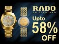 Rado watches Pakistan / Rado Diastar / original Rado price / watches for men / watches in Pakistan