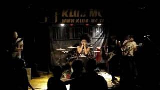 Atlas Losing Grip - Contemplation - Live @ Klub MC Pekarna, Maribor