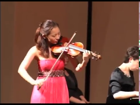 Ji Eun Anna Lee - J. Brahms - Sonata No 3 in D minor op 108