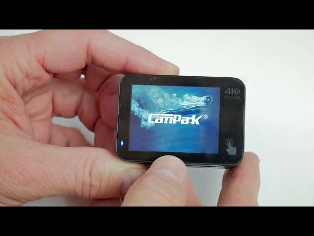 Setup and test footage: Campark X30 XtremeV UHD 4K Action Camera