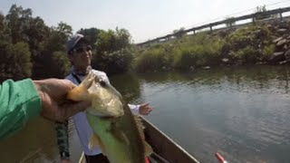 Octoraro Bass Tourny with 1rod1reel + Delaware River Drainage Fishing