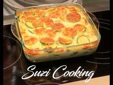gratin-de-courgettes-facile-et-rapide---easy-and-quick-zucchini-gratin
