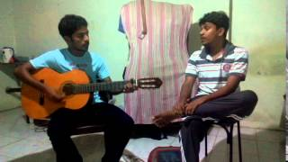 Mental Manadhil- OK Kanmani | Guitar Cover Unplugged