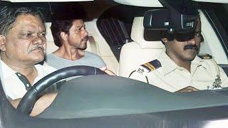 Shahrukh Khan AT 62nd Jio FilmFare Award 2017 Pre Party