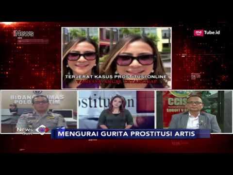 Polisi Akan Ungkap Pembagian Uang dalam Prostitusi Artis VA - iNews Sore 14/01