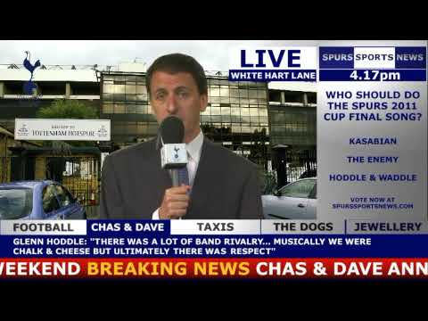 Spurs Sports News Chas & Dave H264 1280x720