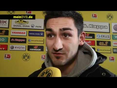 BVB - Kaiserslautern: Stimmen zum Spiel von Gündogan und Lewandowski