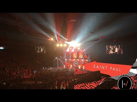 (St. Paul, MN 7/29/16) twenty one pilots - Emotional Roadshow Live Concert FULL