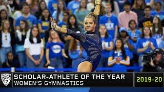 UCLA's Madison Kocian wins Pac-12 Gymnastics Scholar-Athlete of the Year award
