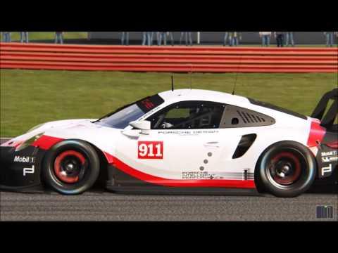 Assetto Corsa - Silverstone 911RSR |