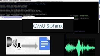speech recognition with cmu sphinx 2 converting speech to text with pocketsphinx