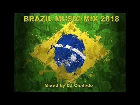Brazilian Funk Mix 2018   Mixed by Dj Chalado