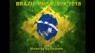 Brazilian Funk Mix 2018   Mixed by Dj Chalado
