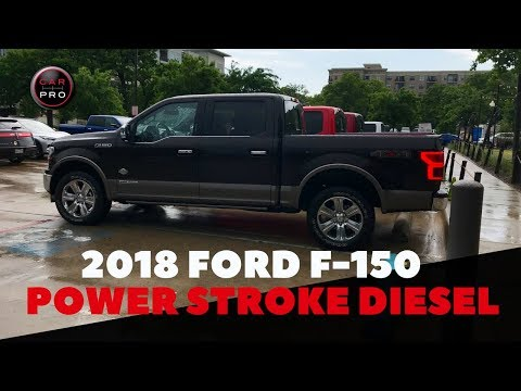 2018 Ford F-150 Power Stroke Diesel: First Look