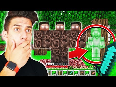 HOW TO KILL GREEN STEVE IN MINECRAFT!