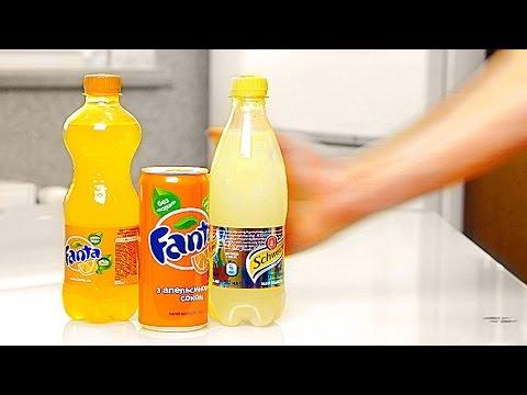 Wie man aus 1 Orange 2 L Saft macht!