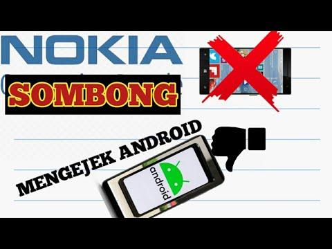Mengapa Nokia Bangkrut?.