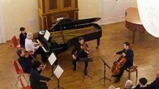 Quintett für Klavier, zwei Violinen, Viola und Violoncello Es-Dur op. 44
