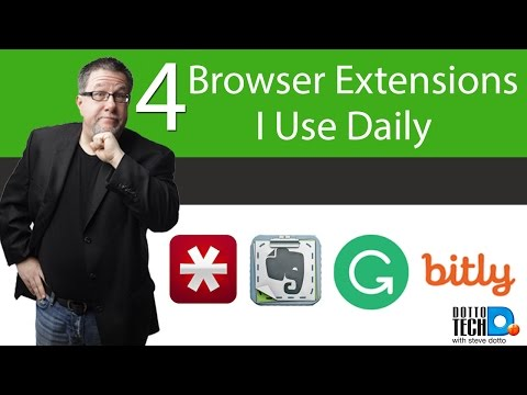 4 Browser Extension I use Every Day