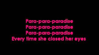 Repeat youtube video Coldplay - Paradise Lyrics