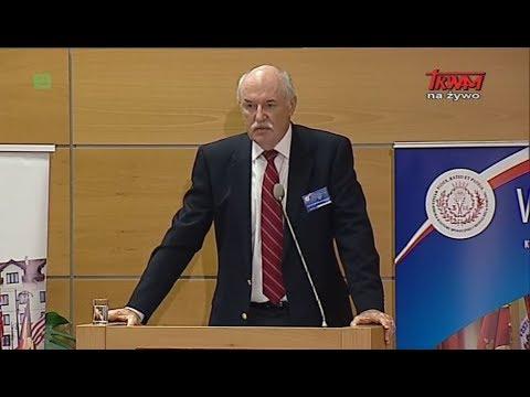 """Kongres """"Katolicy i Niepodległość"""": wystąpienie prof. Piotra Jaroszyńskiego"""