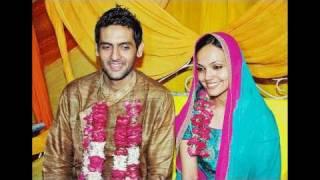 Aaminah sheikh and Mohib Mirza Wedding