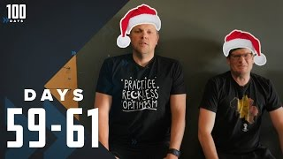 On The 100 Days of Fitness the Trainer Gave To Thee: Days 59-61   100 Days