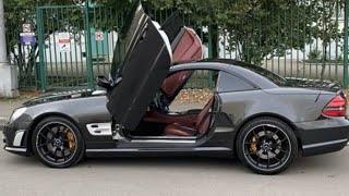 Mercedes-Benz SL-класс AMG 5.4 AT, 2002, 115 000 км. 1 900 000