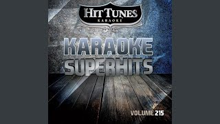 I Wish You Love (Originally Performed By Nancy Wilson) (Karaoke Version)
