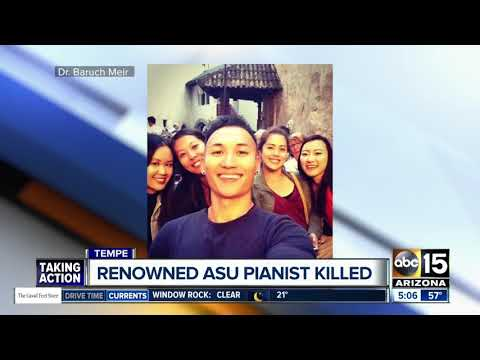 ASU doctoral student, renowned pianist Xiaoying Wen killed in Tempe crash