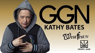 Oscar Winner Kathy Bates Gets Disjointed With Snoop Dogg  GGN NEWS