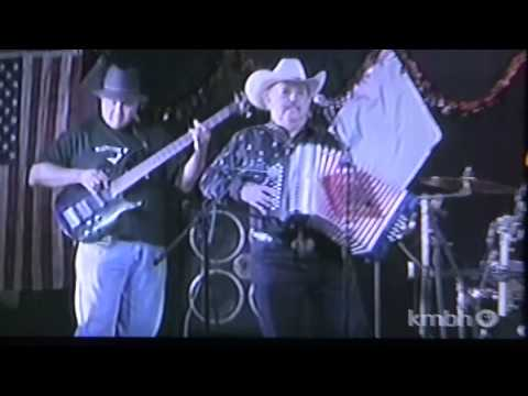South Texas Conjunto Music on PBS station in Harlingen, Texas