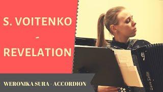 S. Voitenko – Revelation – Weronika Sura – classical accordion
