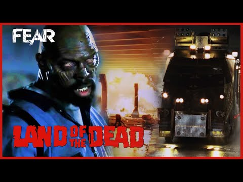 Dead Reckoning (Final Scene) | Land Of The Dead