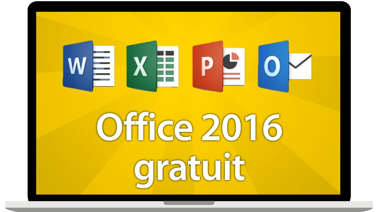 Tutoriel mac t l charger gratuitement office 2016 pour mac youtube - Telecharger gratuitement office ...