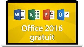 Tutoriel Mac - Télécharger gratuitement Office 2016 pour Mac