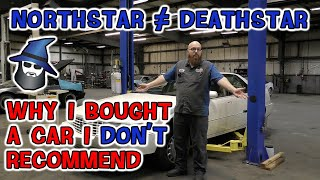 Why did the the CAR WIZARD buy a Cadillac with a Northstar V8?!?