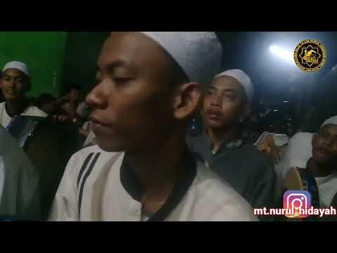 ASHOLATU ALAL MUDHOLLAL + YA SAYYIDI -MT Hidayah