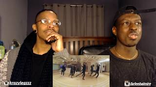 EXO - 'Electric Kiss' Dance Practice [ REACTION ]