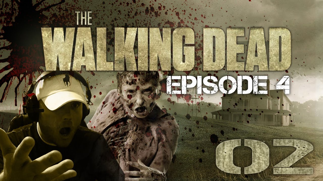 The Walking Dead Game – Episode 4: Naked Zombie Boy  | EP 2