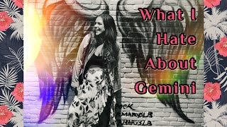 What I Hate About Gemini // Alyssa Sharpe