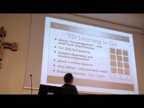 ICAPS 2013: Martin Müller - Temporal-Difference Search in Computer Go