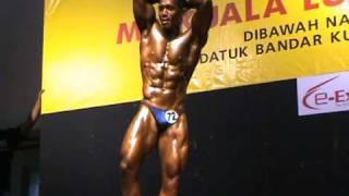 KL2009: Alfizan bin Satiman (Welter - 3rd)