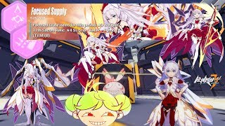 Over 20,000 Crystals for 11th Sacred Relic and Kallen: Hymn Focused Supply!? - Honkai Impact 3