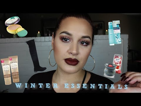 WINTER ESSENTIALS FOR 2017 - makeup, skincare, lifestyle, & fashion | glossandtalk