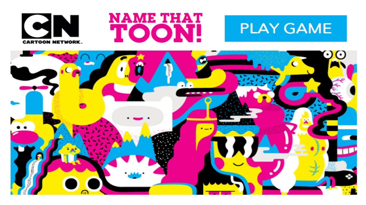 Cartoon Name: Name That Toon - YouTube