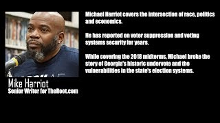 NC NAACP Town Hall; Mike Harriot