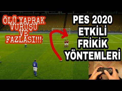 PES 2019 FRİKİK REHBERİ   GOL ATMAYAN KALMASIN!