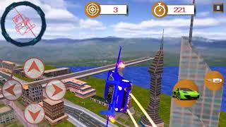 New Flying Car Simulator 2018 - Andriod Gameplay HD
